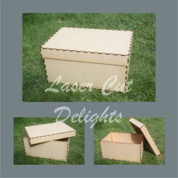 Christmas Eve Box / Memory Box (Various Sizes) 3mm