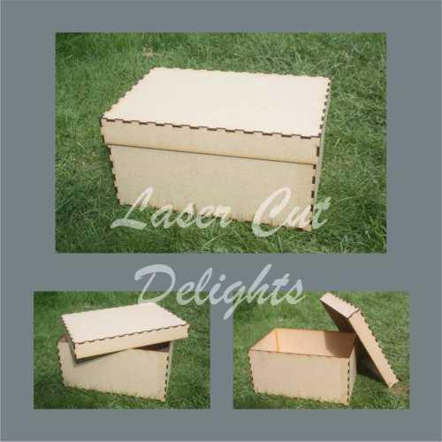 Xmas Eve Box (Various Sizes) 3mm