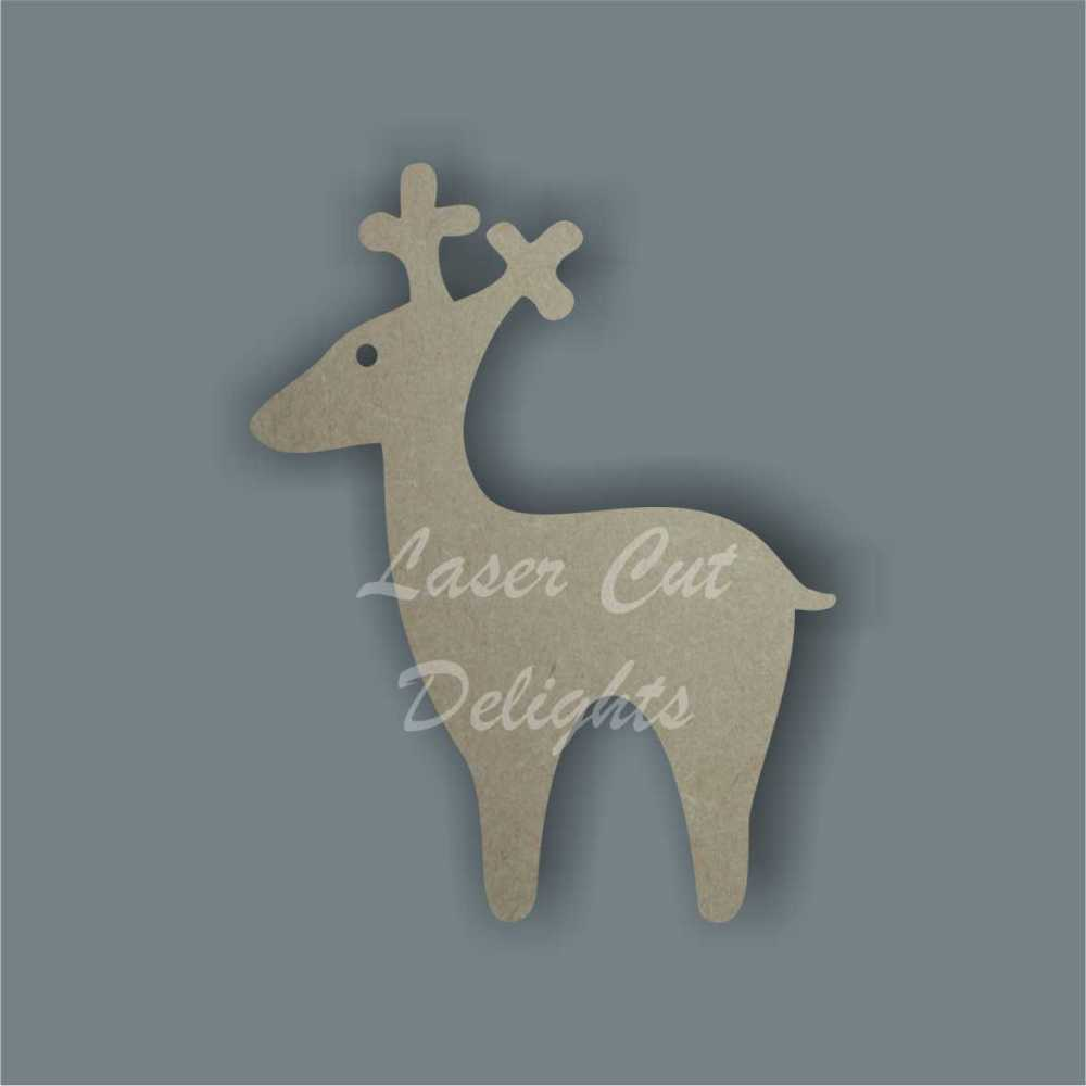 Reindeer Basic 3mm 10cm