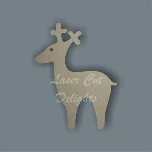 Reindeer Basic 3mm 10cm