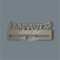 Medal GYMNASTICS Hanger / Laser Cut Delights
