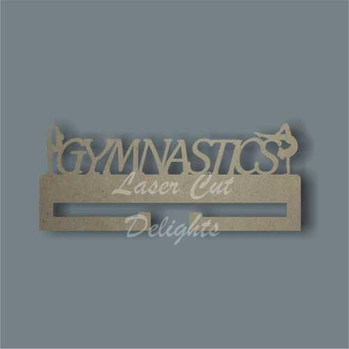 Medal GYMNASTICS Hanger 30cm