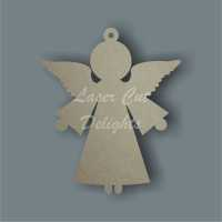 Angel on Tip Toes / Laser Cut Delights