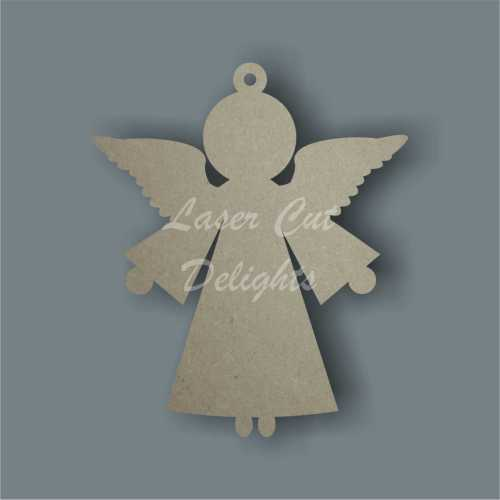 Angel on Tippee Toes 3mm 10cm