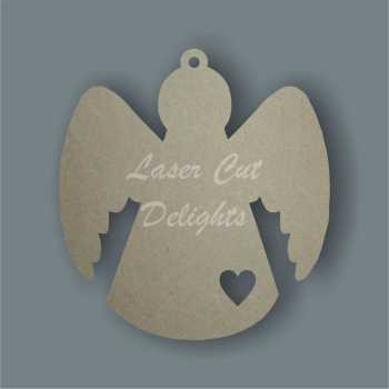 Angel with shape 3mm 10cm
