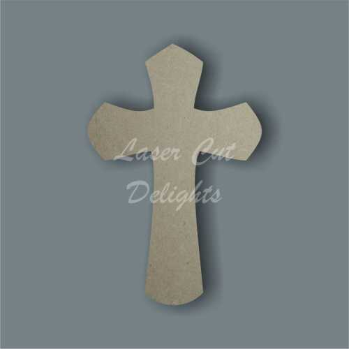 Cross (curved) 3mm 10cm