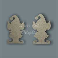 Elf Elves Boy or Girl 3mm