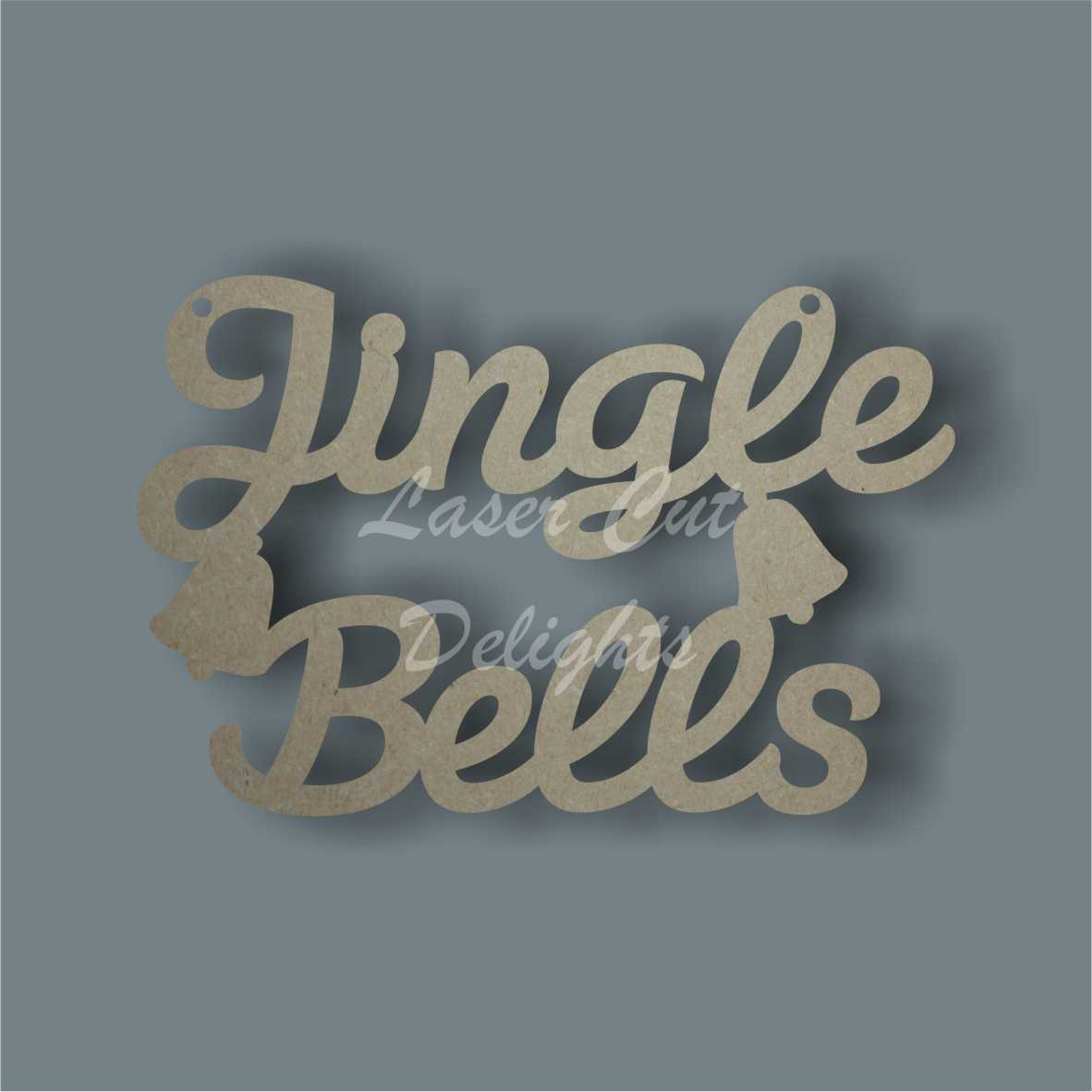 Jingle Bells 10cm (3mm)