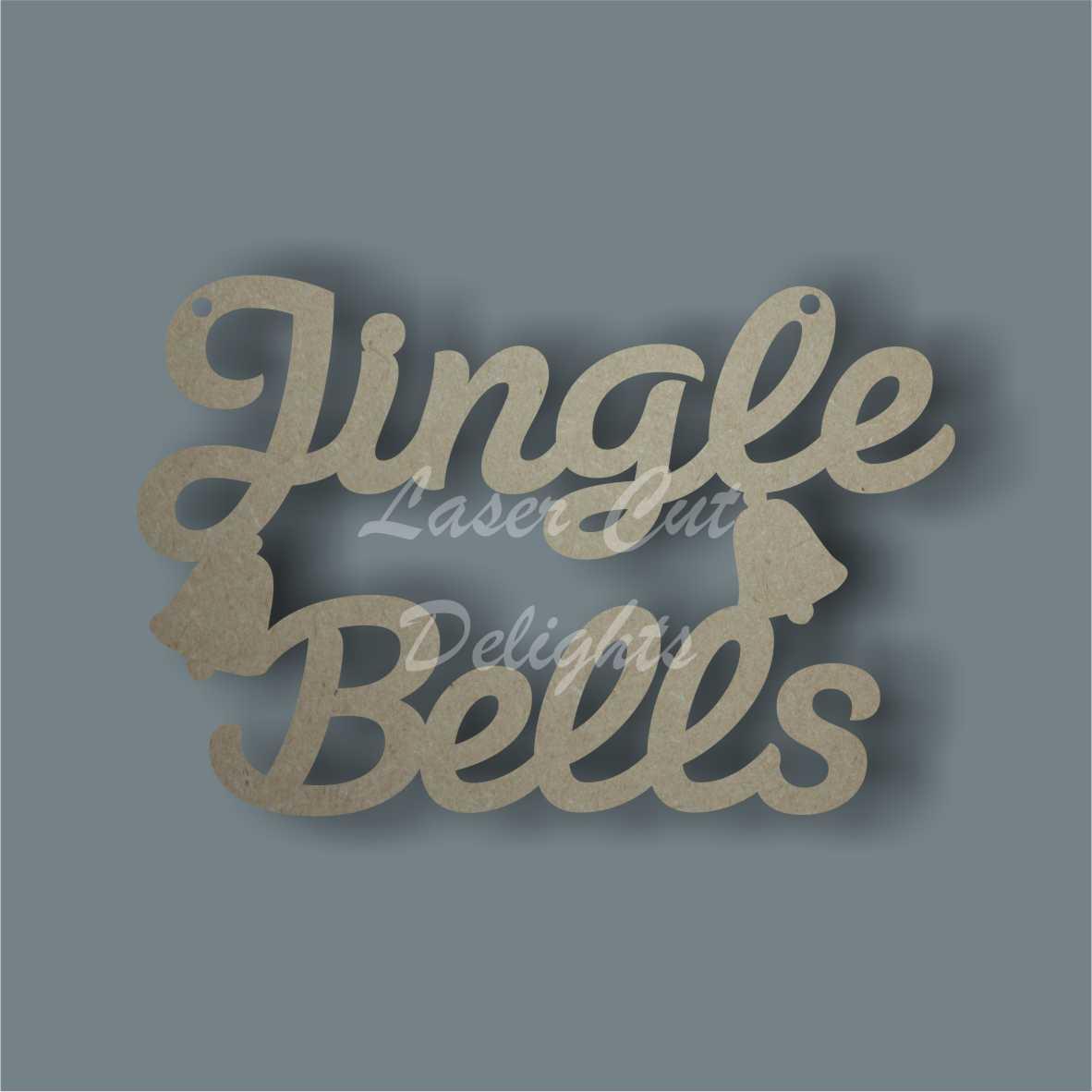 Jingle Bells 10cm (3mm)