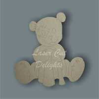 Blanket Teddy Bear 3mm