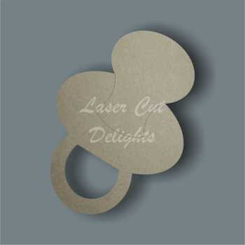 Dummy Pacifier 3mm 10cm
