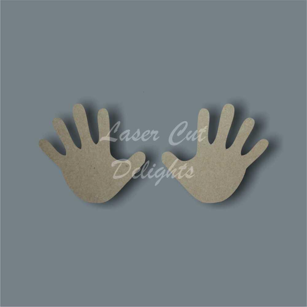 Handprints Kids Hands 3mm 6cm