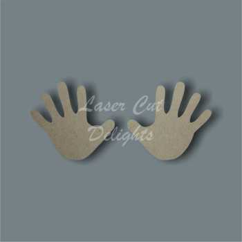 Handprints Kids Hands 3mm 6cm