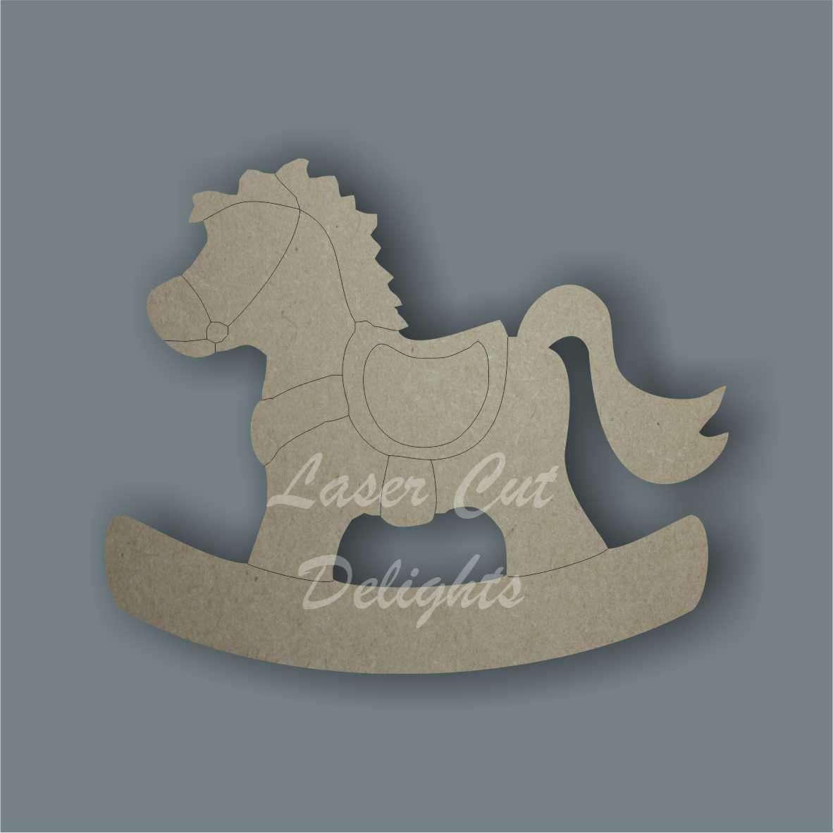 Rocking Horse 3mm