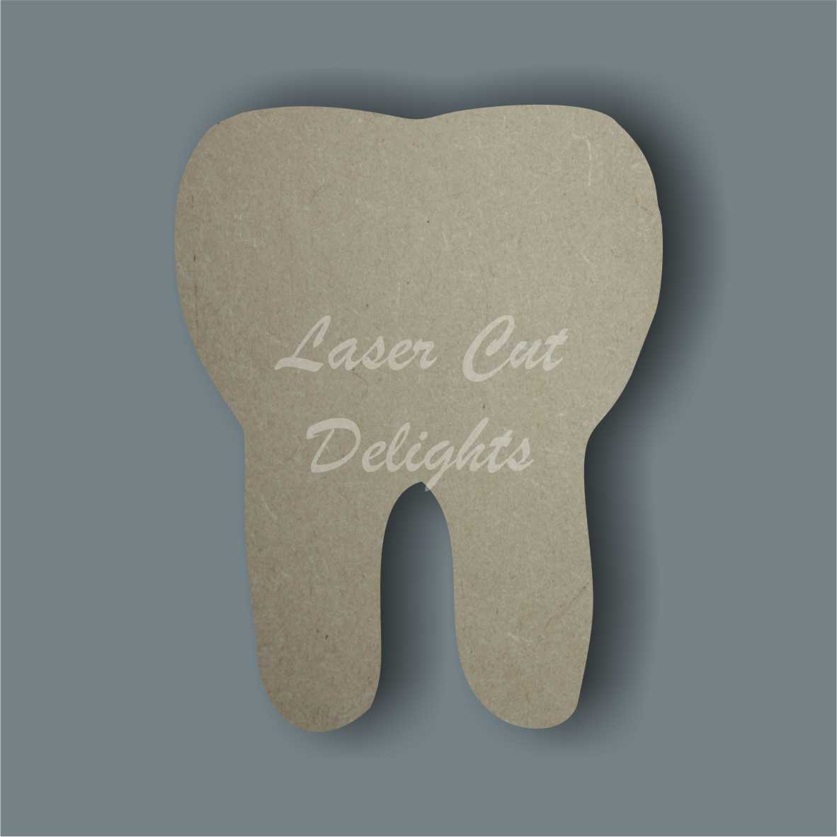 Teeth Tooth / Laser Cut Delights