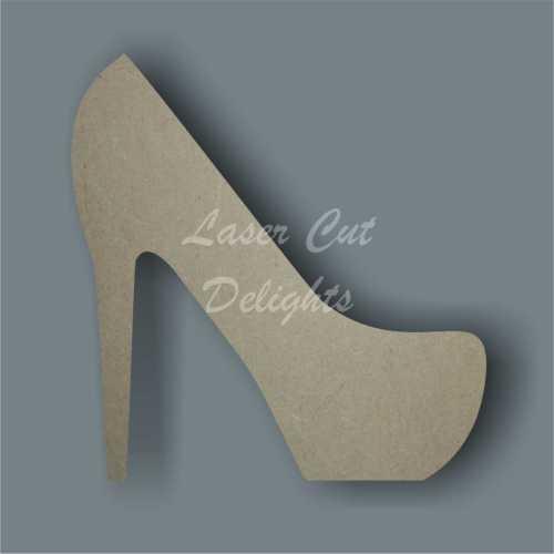 High Heel Shoe Stilletto 3mm 10cm