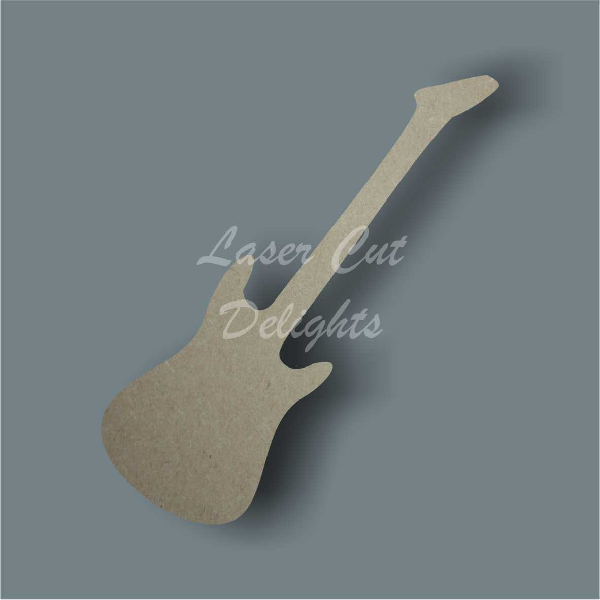Guitar 3mm 10cm / Laser Cut Delights