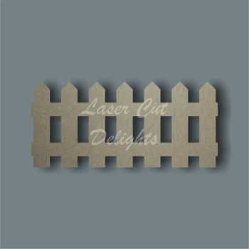 Picket Fence 3mm 13x6mm