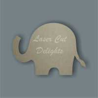 Elephant Basic / Laser Cut Delights
