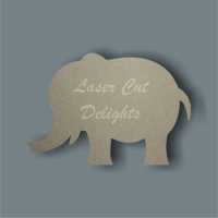 Elephant (trunk down) 3mm 10cm long
