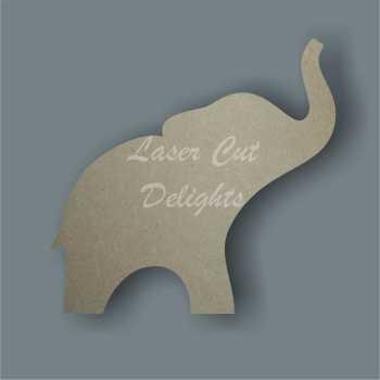Elephant (trunk up) 3mm 10cm long