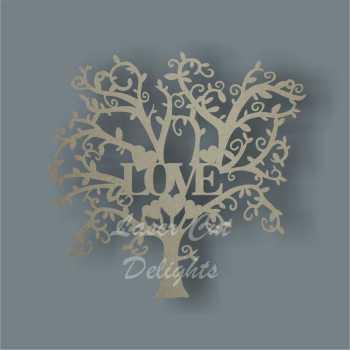 LOVE Tree 3mm