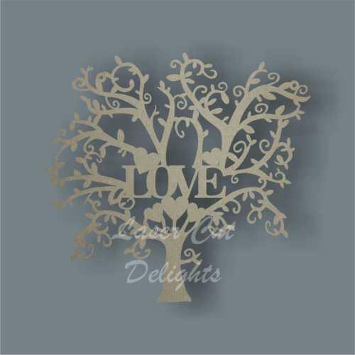 FAMILY Tree (LOVE) 3mm