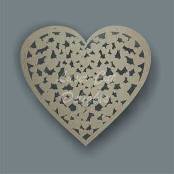 Heart of Hearts / Laser Cut Delights