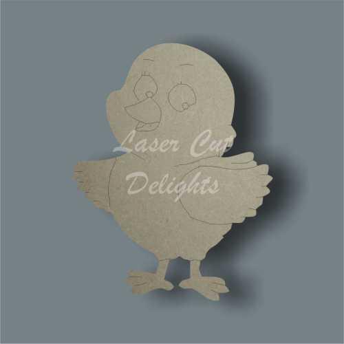 Chick 3mm 8cm