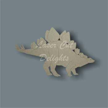 Dinosaur Stegosaurus 3mm 8cm