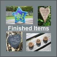 *Finished Items*