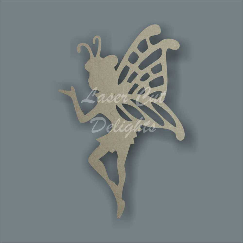 Fairy Butterfly / Laser Cut Delights
