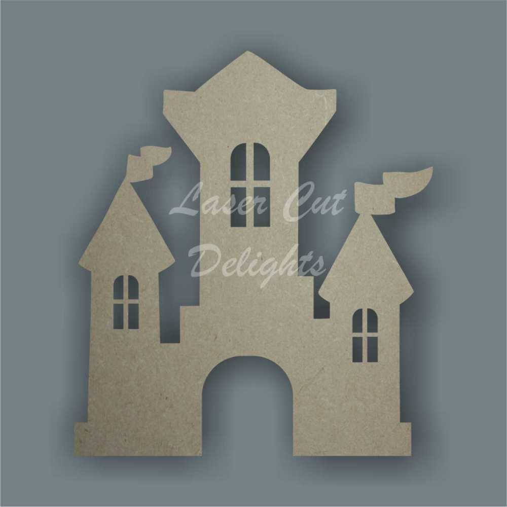 Castle Plain / Laser Cut Delights