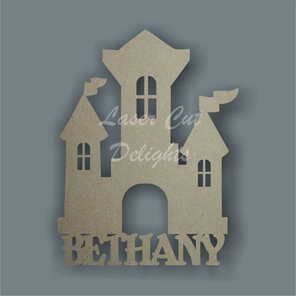 Castle Name (new) 3mm