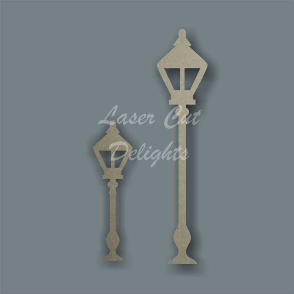 Lamp Post Basic / Laser Cut Delights