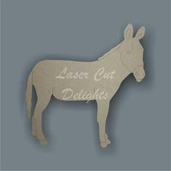 Donkey 3mm 10cm long