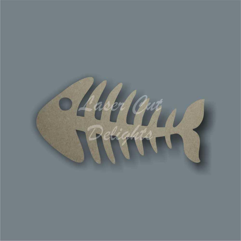 Fish Bones 3mm 8cm wide