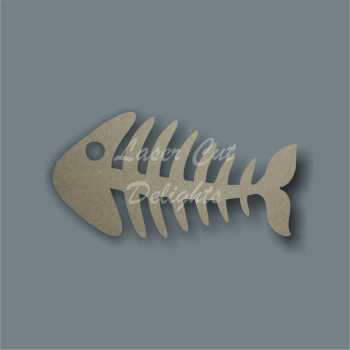 Fish Bones 3mm 8cm wide