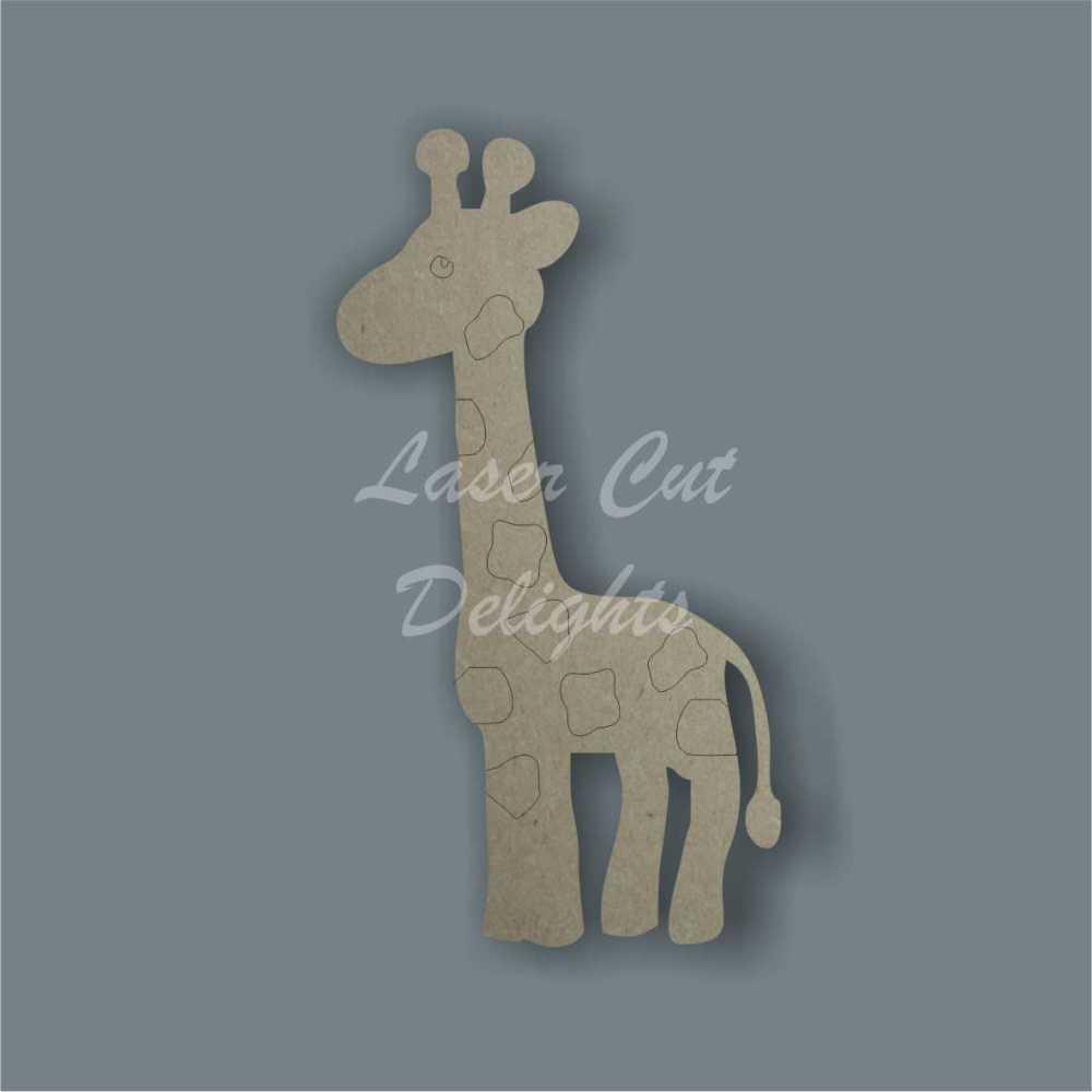 Giraffe 3mm 10cm
