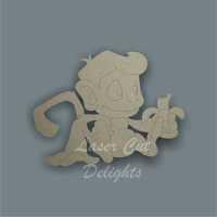 Monkey Cute / Laser Cut Delights