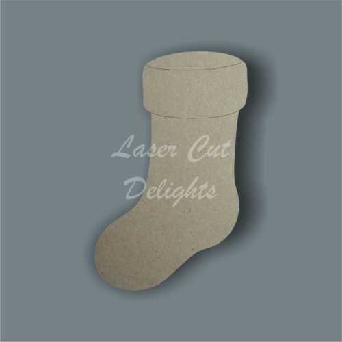 Stocking Plain 3mm 10cm