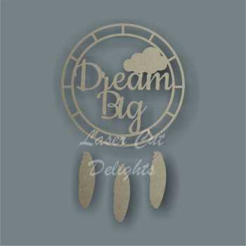 Dream Catcher - Dream Big 20cm 3mm