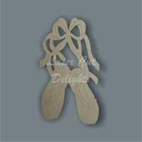 Ballerina Shoes Joined 3mm 8cm / Laser Cut Deilghts