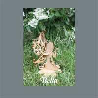 3D Fairy Bella 15cm 3mm