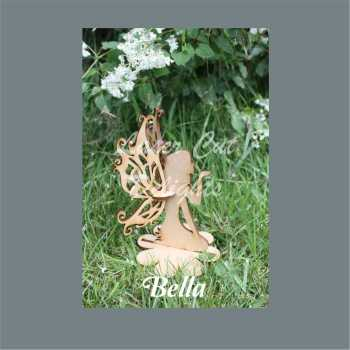 3D Fairy Bella 15cm 3mm