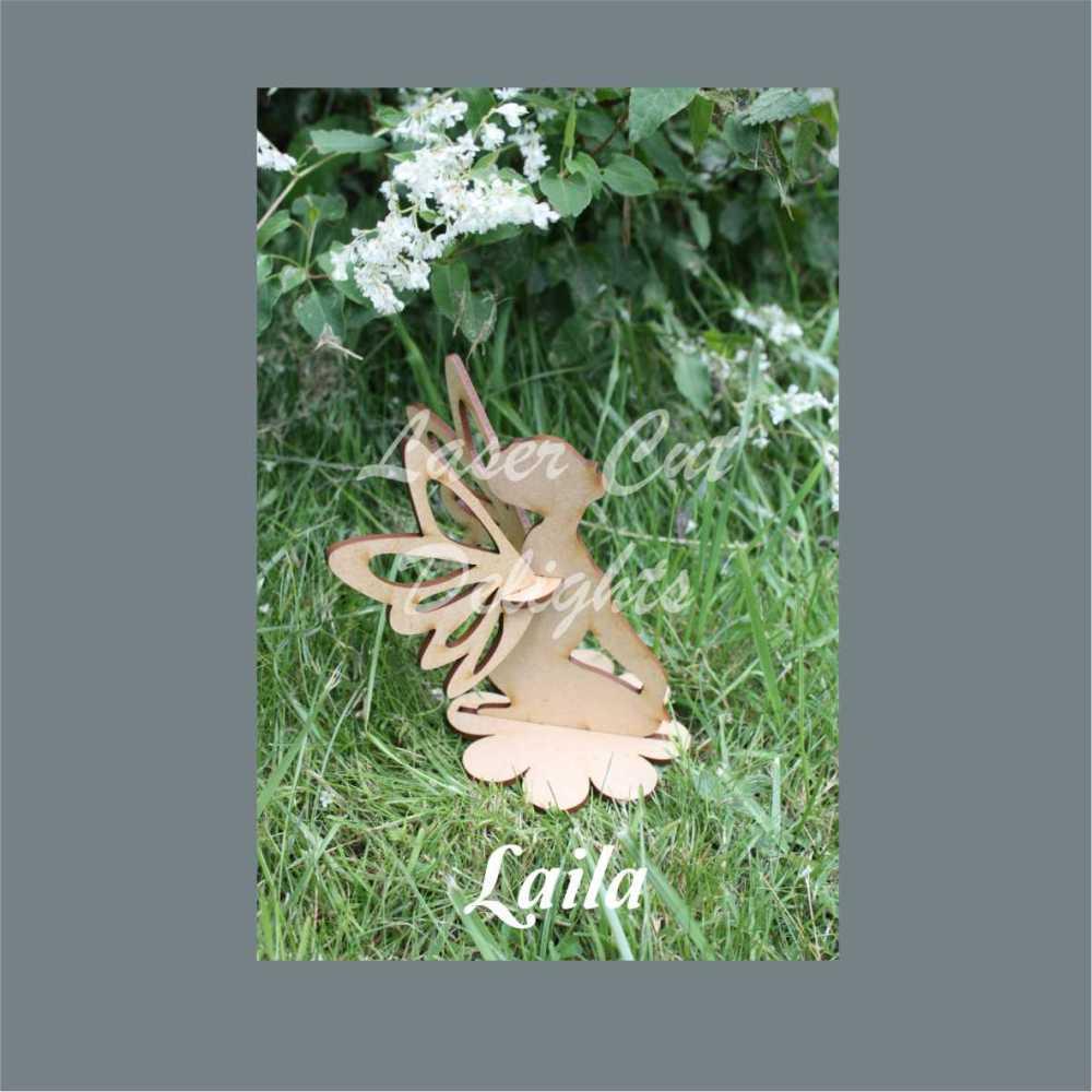 3D Fairy Laila 15cm 3mm