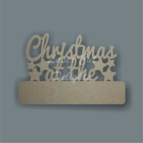 Christmas at the BLANK 3mm 30cm