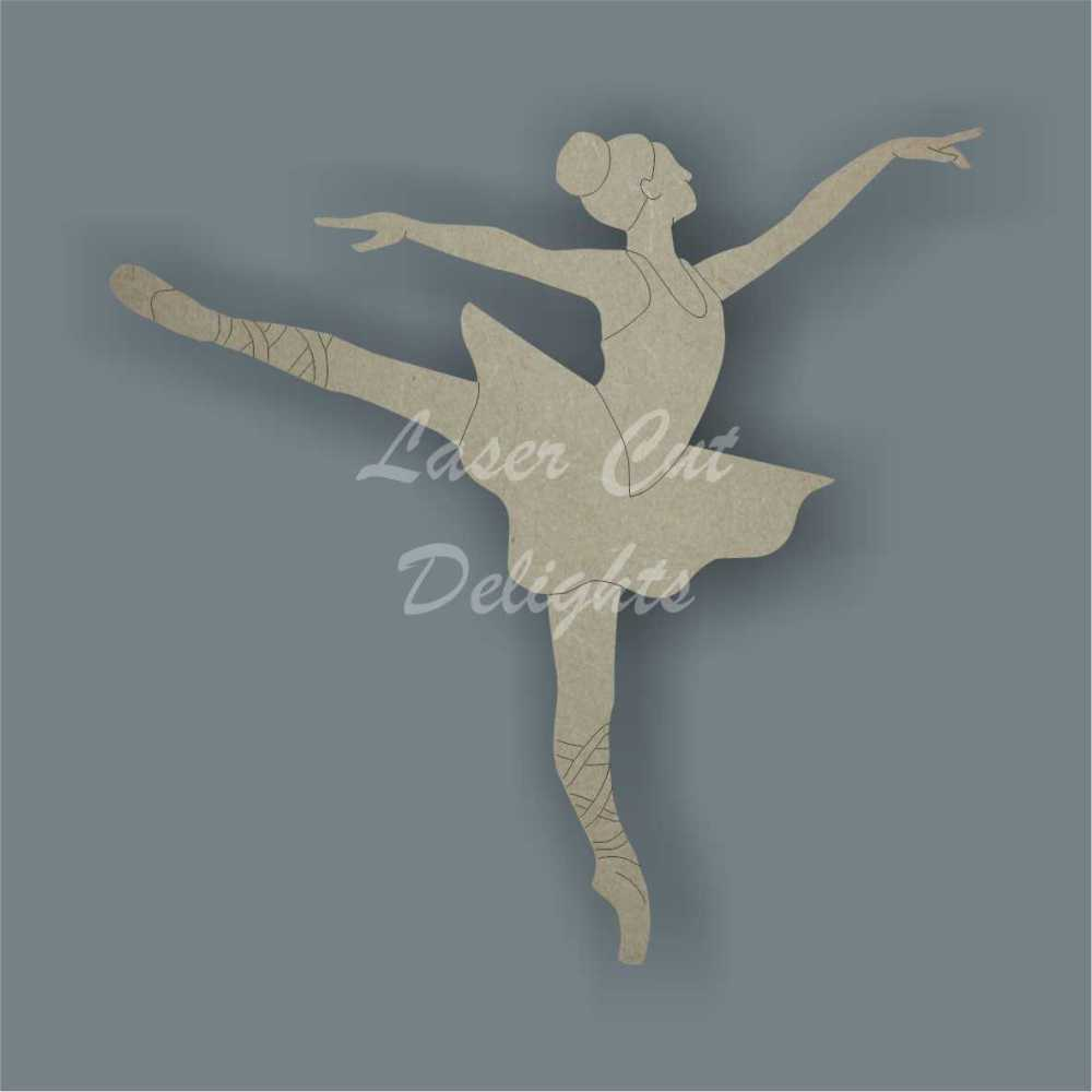 Ballerina (Detailed) 3mm