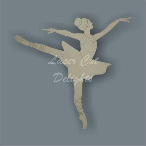 Ballerina (Detailed) 3mm