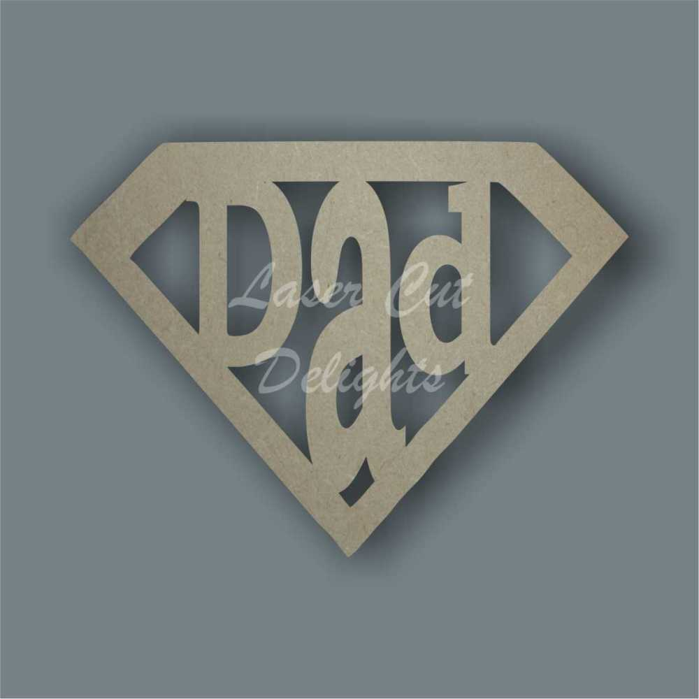 DAD Logo 3mm 10cm